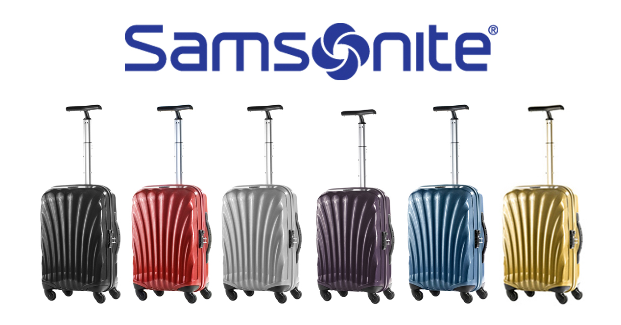 Trolley Samsonite Cosmolite