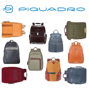 Piquadro professional backpacks