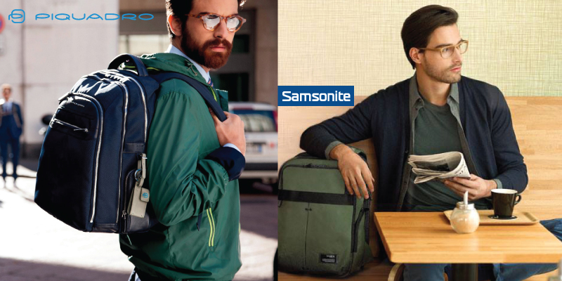 Professional backpacks
