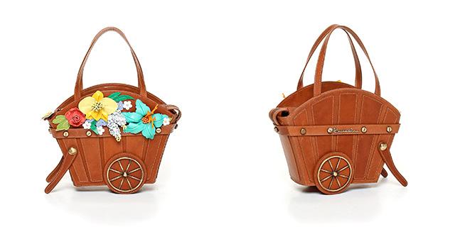 Braccialini Temi handbags: Carretto