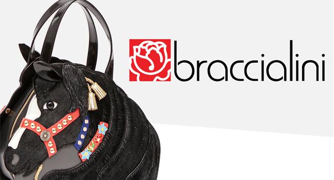 Borse Braccialini Mia : Natale romantico con le borse braccialini