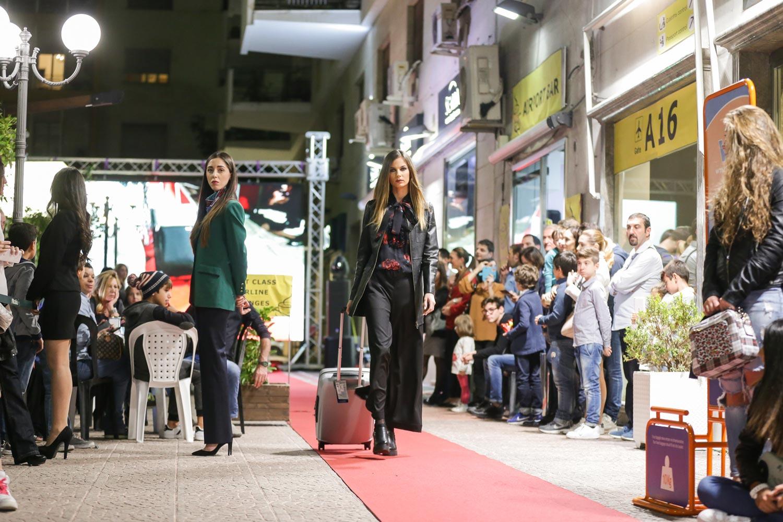 Airport Fashion Show