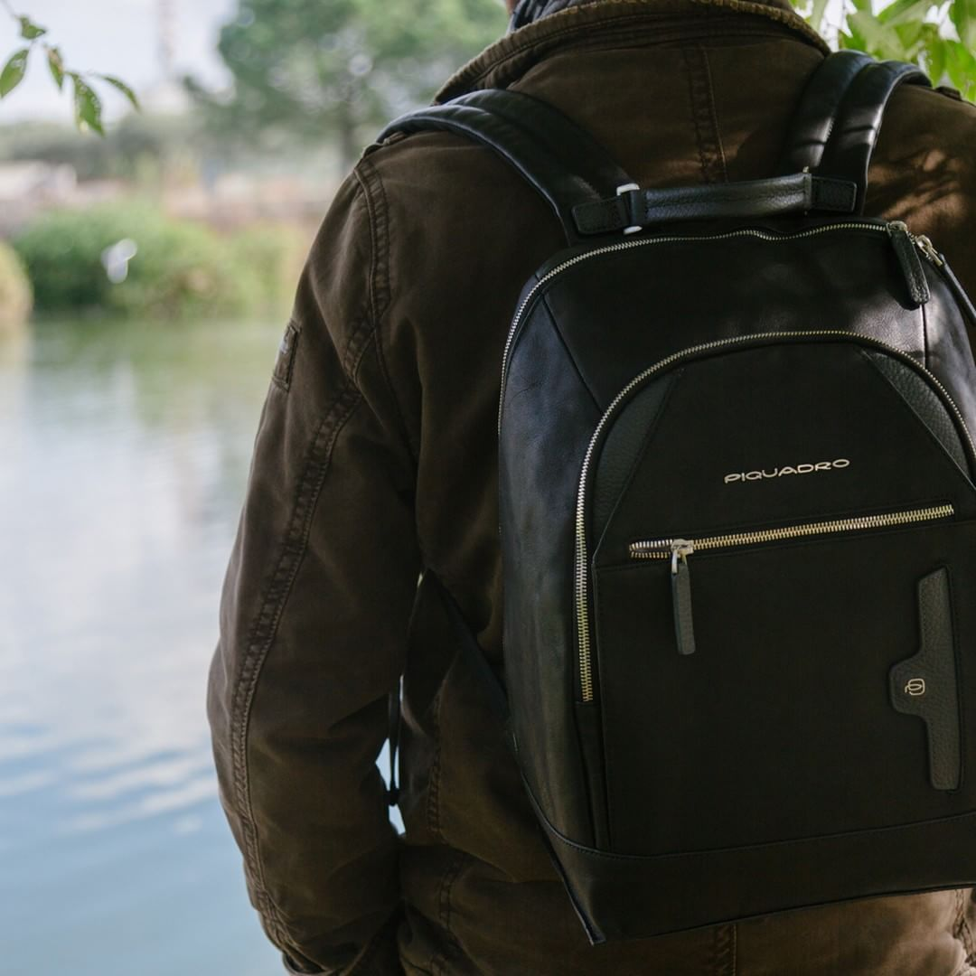 Piquadro Phoenix backpacks