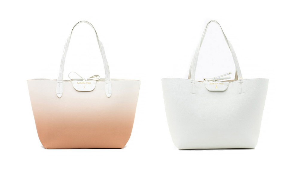5f41bec7a0 Patrizia Pepe handbags: change your look with a gesture