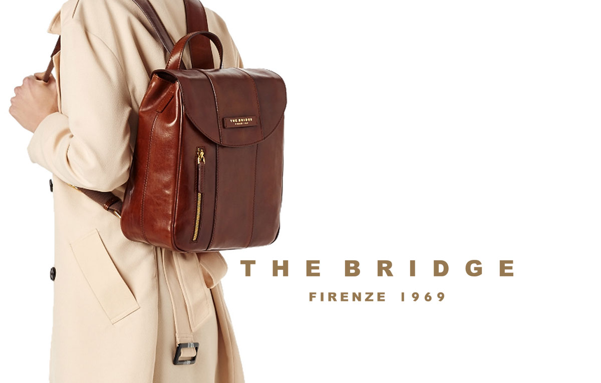 Borse Casual : Casual chic style with the bridge passpartout collection