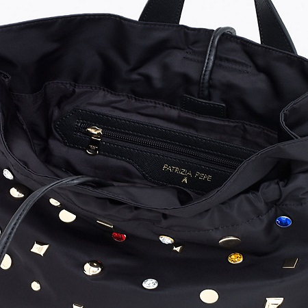 sports shoes 8cbe9 1f200 Patrizia Pepe backpack: perfect accessories for the ...