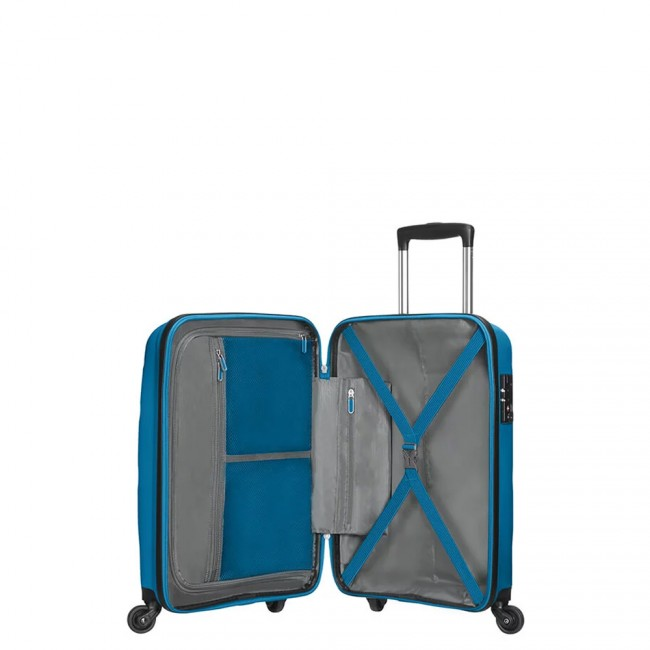 american tourister luggage inside