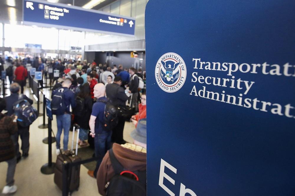 TSA Security Check