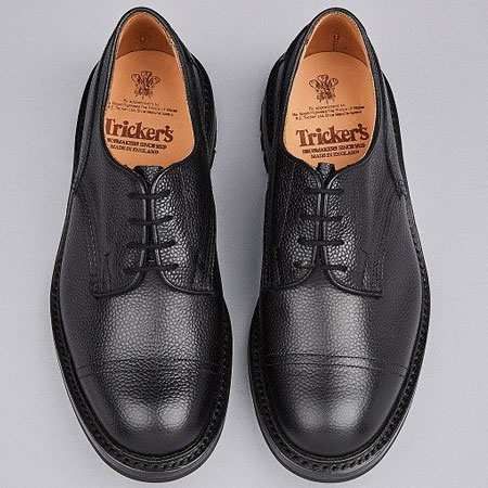 separation shoes c48a0 f42a7 Tricker's, le calzature made in Britain