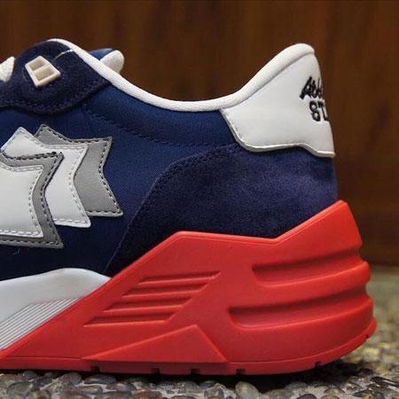 timeless design 1198e 155be Sneakers Atlantic Stars: revival anni '80 a tutto colore