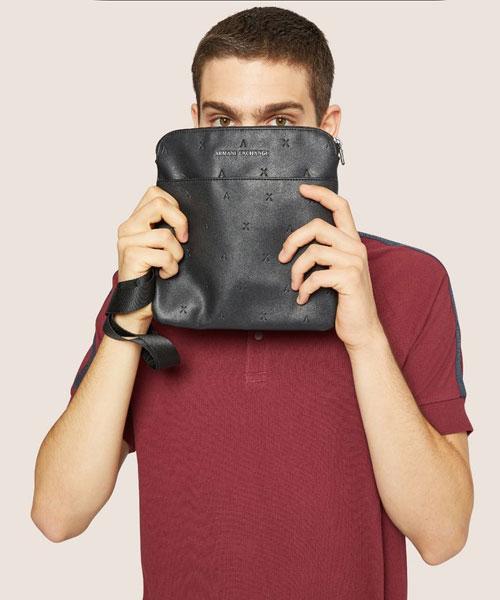 Shoulder bag Armani Exchange