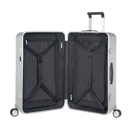 Samsonite luggage inner organization