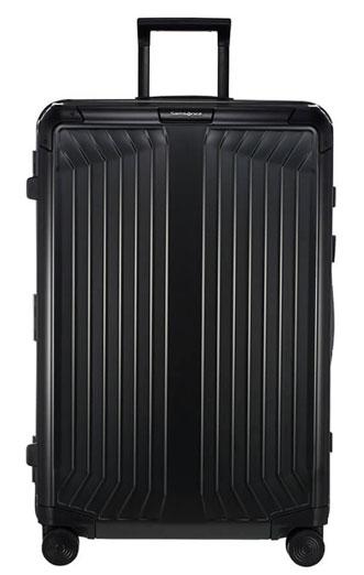 Samsonite luggage black