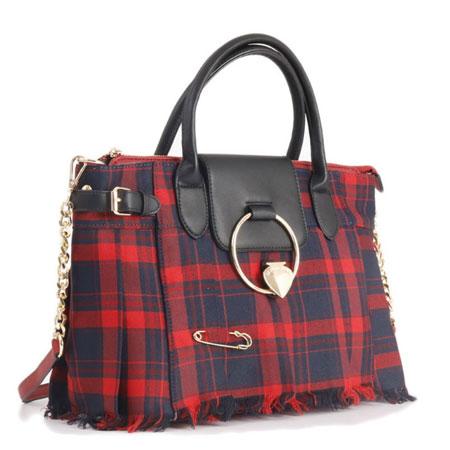 Bauletto Le Pandorine Kilt Bag