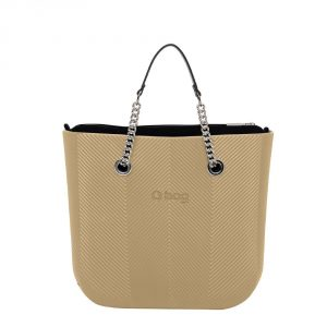 vertical shopper O bag
