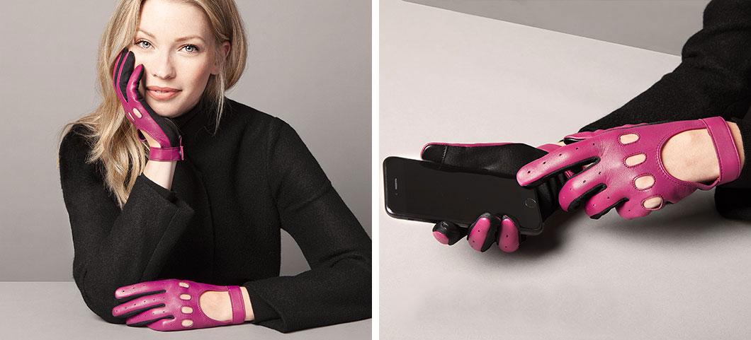 guanti donna otto kessler