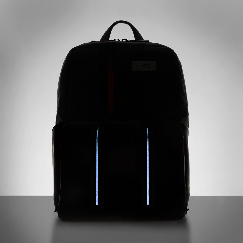 Piquadro backpack with leds